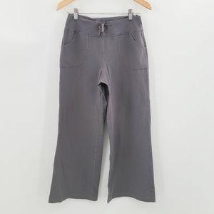 Lululemon Wide Leg High Rise Pants